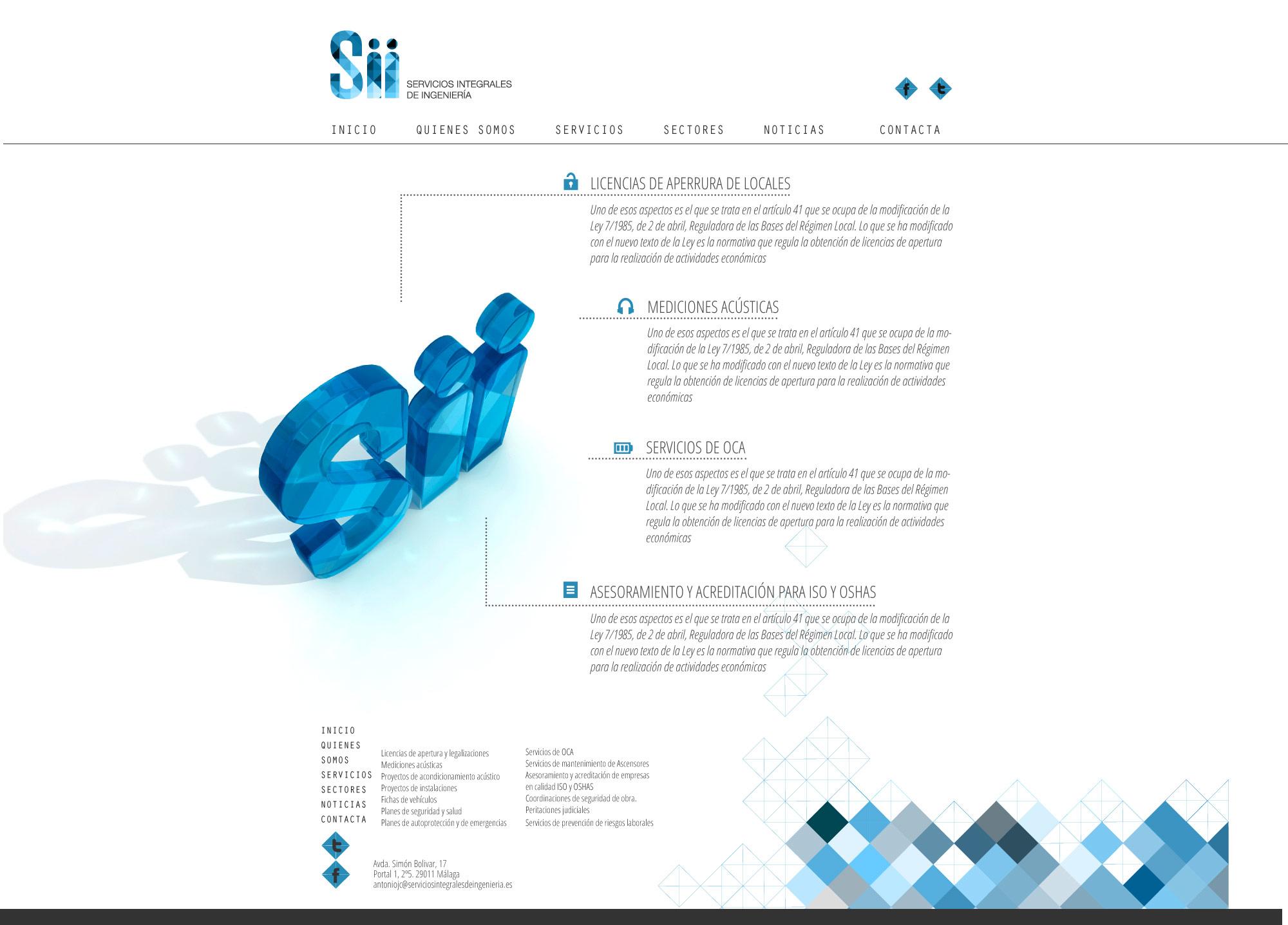 Presentamos nuestra Web Corporativa